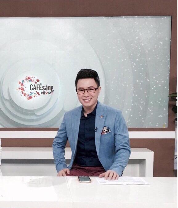 MC Lê Anh – Đài truyền hình Việt Nam