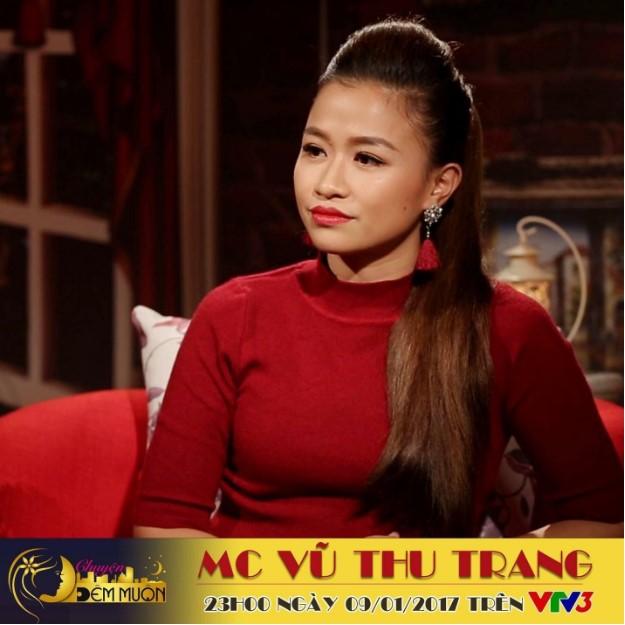 MC – BTV Vũ Thu Trang
