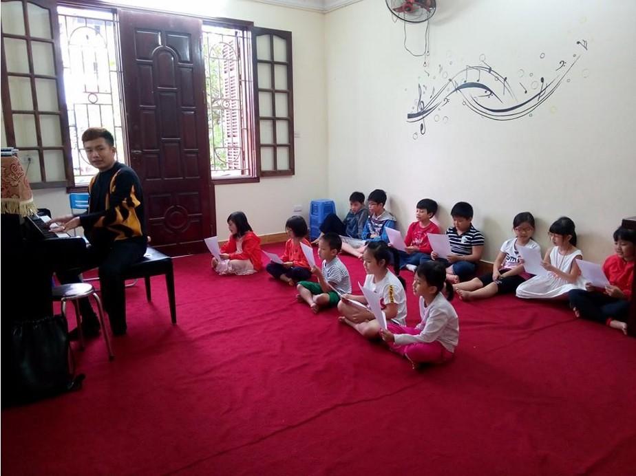 Lớp dạy thanh nhạc
