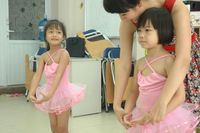 Khóa học múa tại VietSkill Đông Anh