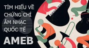 Chứng chỉ âm nhạc quốc tế AMEB