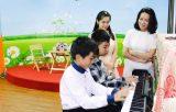 Cô trò Vietskill Đông Anh luyện tập hăng say, chuẩn bị cho vòng sơ khảo Festival Piano 2020