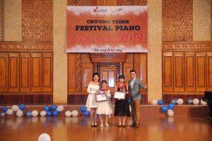 Chung kết Piano Festival 2019