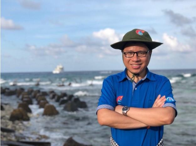 Nhà báo Bùi Việt Cường - Trưởng Ban biên tập Báo Thiếu niên Tiền phong