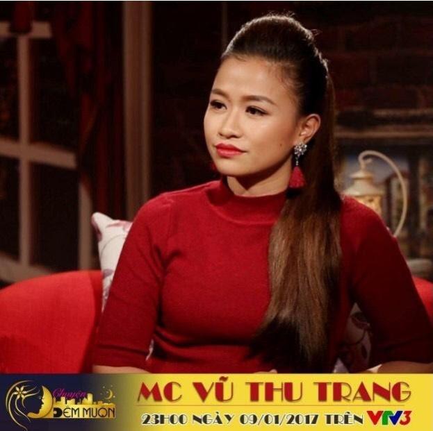 BTV Thu Trang - VTV3 Đài truyền hình Việt Nam