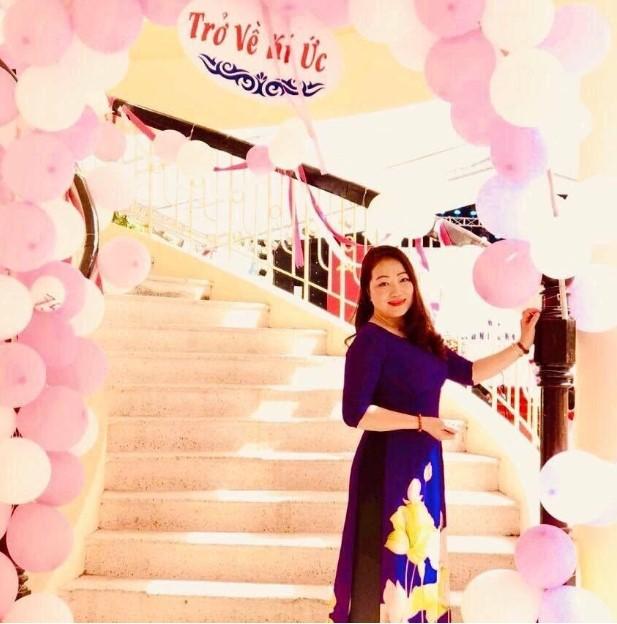 Cô Thanh Huyền - Giảng viên trường Cao đẳng Sư phạm Trung Ương