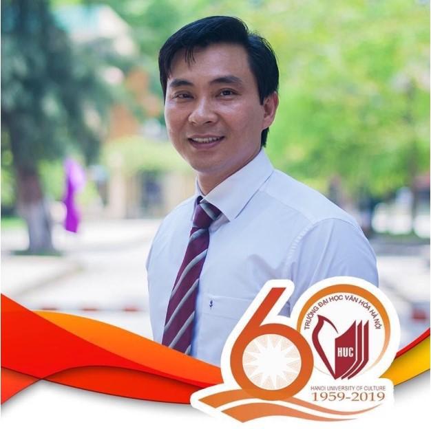 Ts. Đinh Công Tuấn - Phó hiệu trưởng trường Đại học Văn hoá Hà Nội
